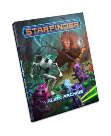 Starfinder: Alien Archive (VO)
