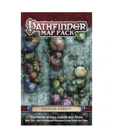 Pathfinder Map Pack - Fungus Forest VO