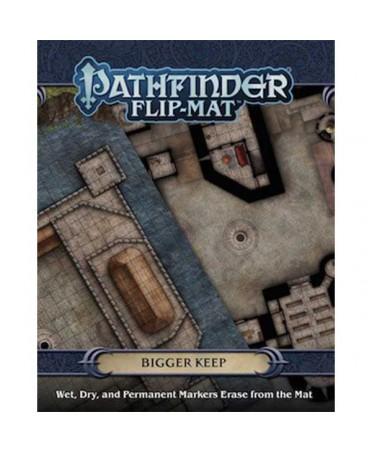 Pathfinder Flip-Mat - Bigger Keep VO