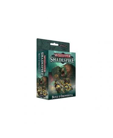 Warhammer Underworlds: Shadespire - Boyz d'Ironskull