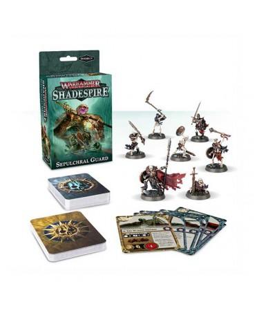 Age of Sigmar - Warhammer Underworld - Sepulchrale Guard