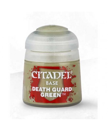 Citadel Base - Death Guard Green