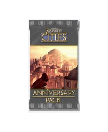Booster: 7 Wonders Cities - Anniversary Pack VF