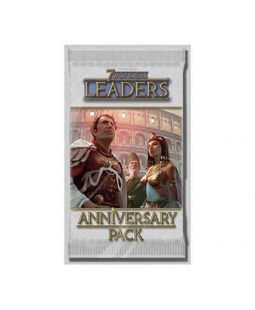 Booster: 7 Wonders - Leaders - Anniversary Pack