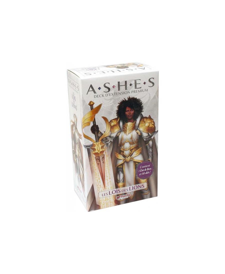 Ashes : Les lois des lions (extension)