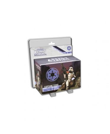 Star Wars Assaut sur l'Empire : Capitaine Terro - Extension