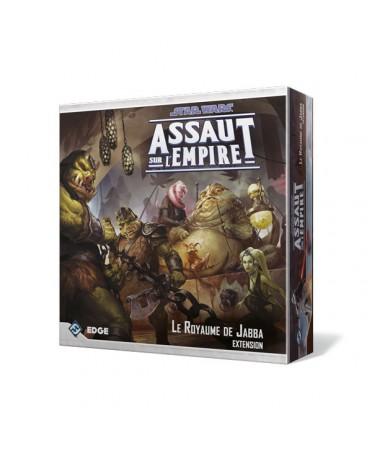 Star Wars Assaut sur l'empire : Le Royaume de Jabba - extension
