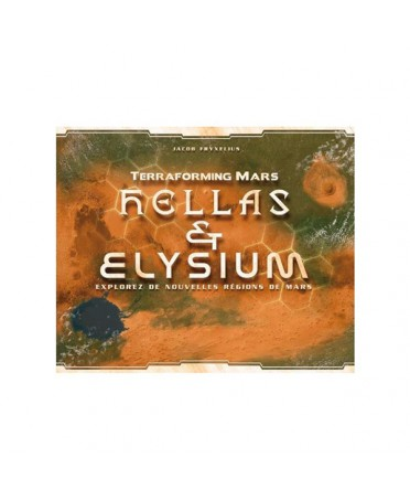 Terraforming Mars : Hellas et Elysium VF