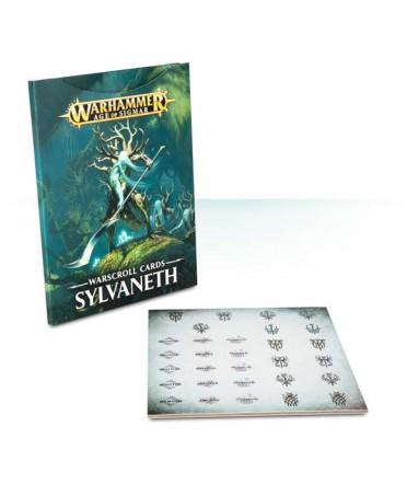 Warhammer Age of Sigmar : Warscroll Cards Sylvaneth VF