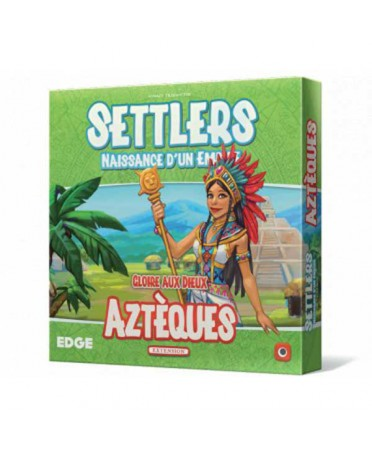 Settlers : Azteques