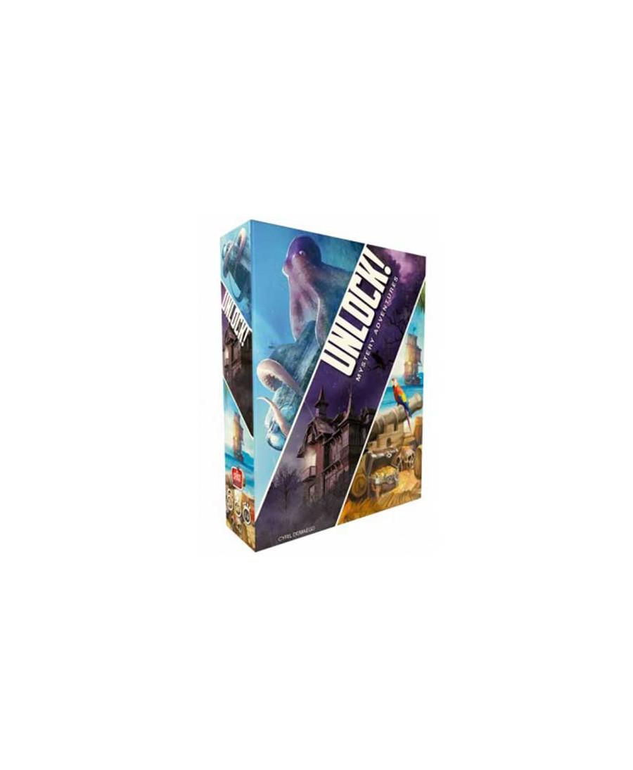 Unlock ! Mystery Adventures (vf)