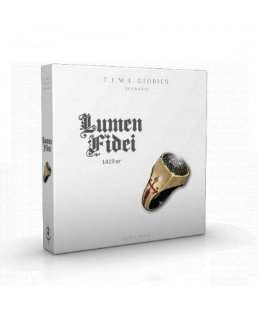 Time Stories: Lumen Fide