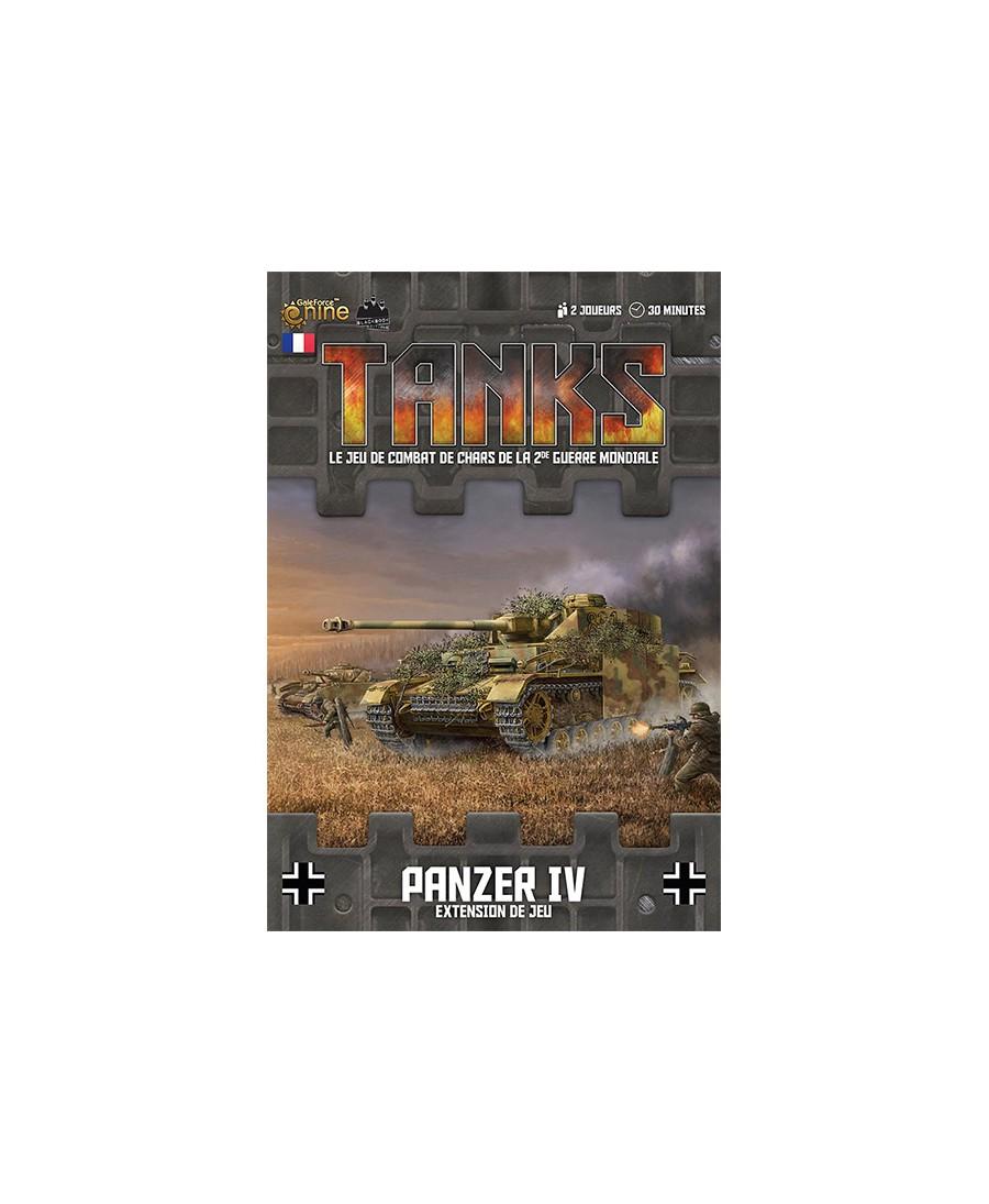 TANKS: Panzer IV extension vf