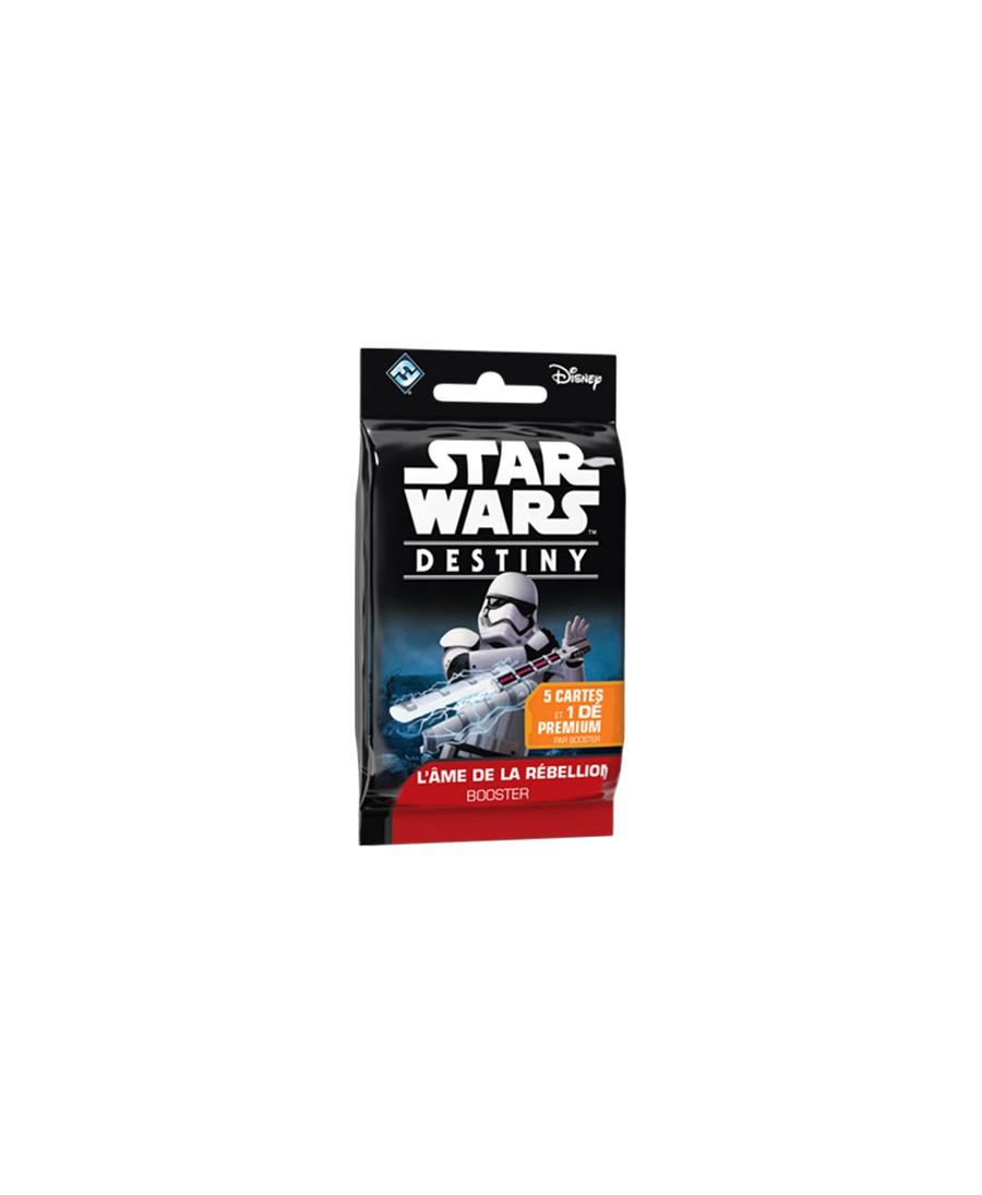 Star Wars Destiny : Booster l'Ame de la Rébellion