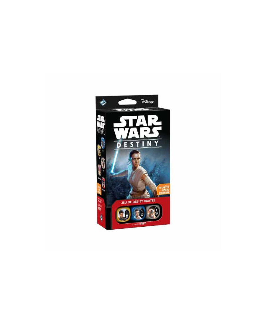 Star Wars Destiny: Starter Rey