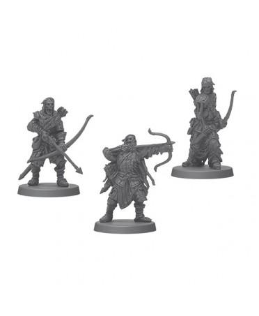 Zombicide - Black Plague - Dead eye walkers