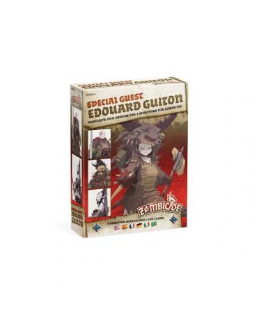 Zombicide : Black Plague - Special Guest : Edouard Guiton