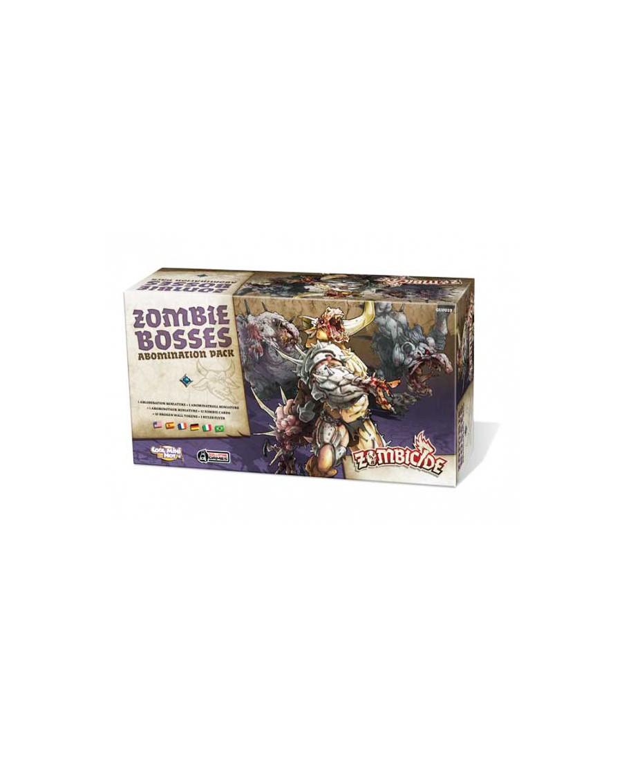Zombicide Black Plague : Abomination Pack