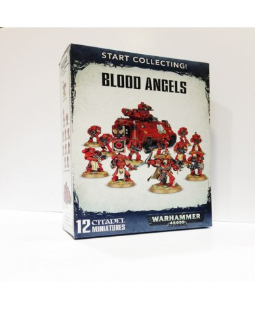 Start collecting : Blood Angels