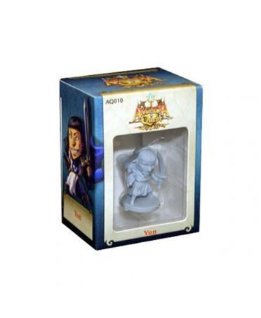 Arcadia Quest - Personnage - Yun (VF)