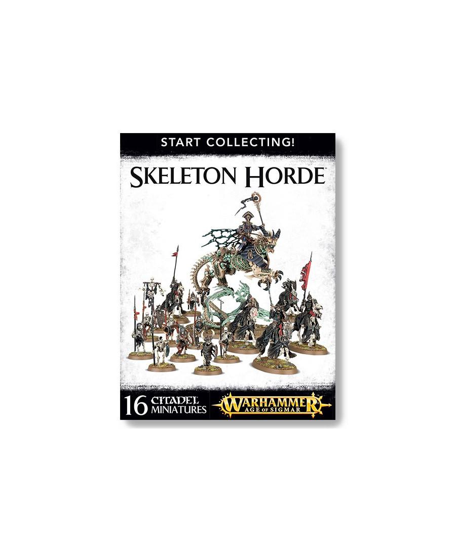 Start Collecting! : Deathrattle Skeleton Horde | Boutique Starplayer