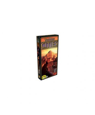 7 Wonders : Cities | Jeu de Société | Boutique Starplayer