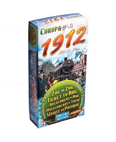 Aventuriers du Rail : Europa 1912