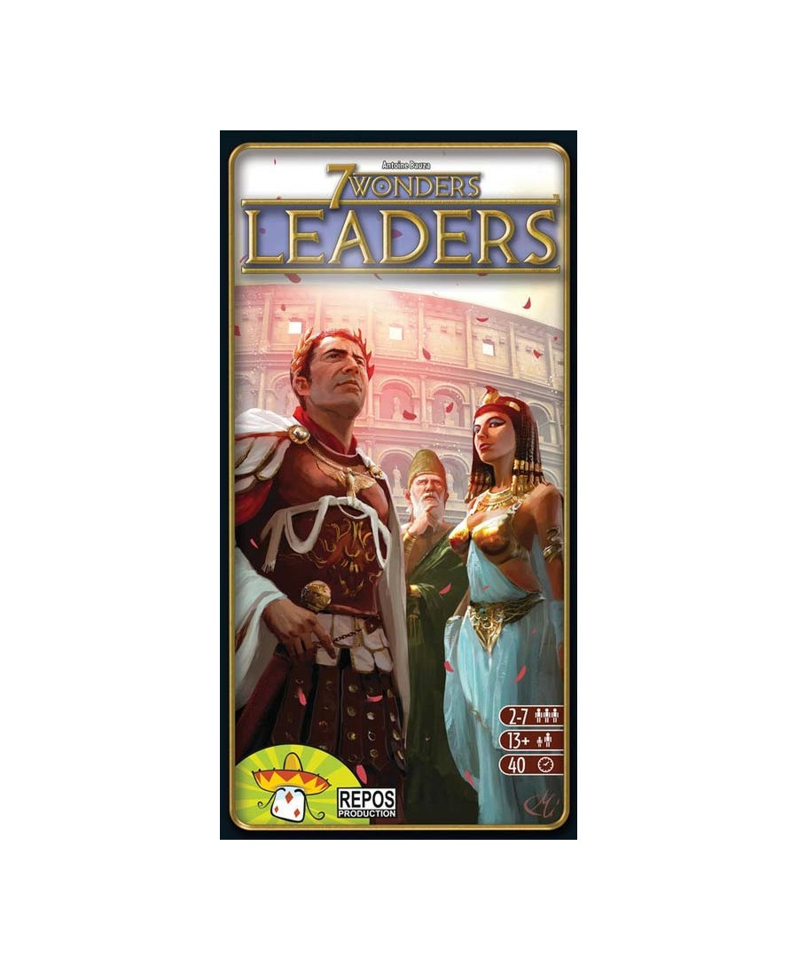 7 Wonders : Extension Leaders | Boutique Starplayer