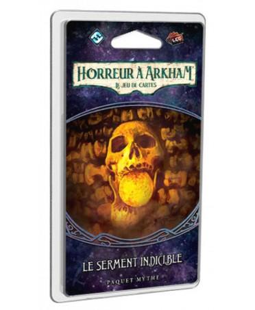 Horreur à Arkham JCE : Le Serment Indicible