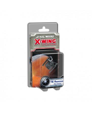Star wars x-wing : extension tie agressor - boite