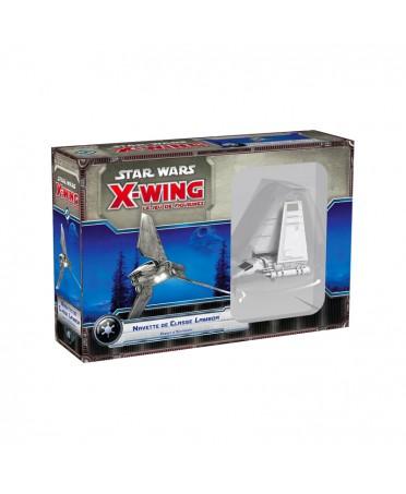 Star Wars X-Wing : Navette Classe Lambda - boite
