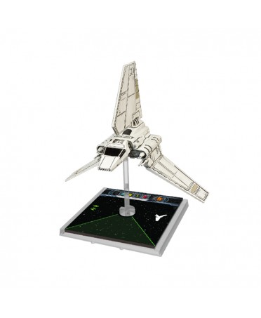 Star Wars X-Wing : Navette Classe Lambda - modele