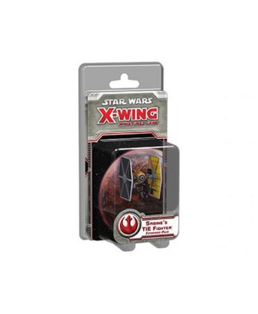 Star Wars X-Wing: Sabine's Tie Fighter