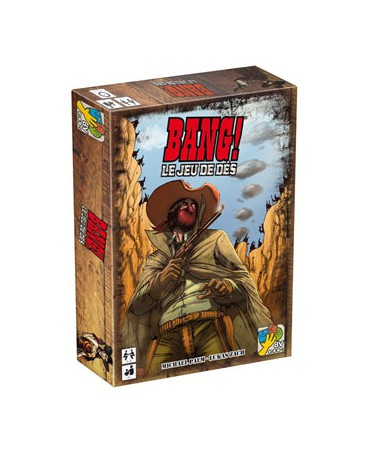 Bang - Le jeu de dés