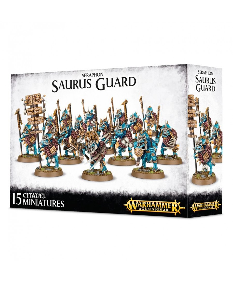 Seraphon : Saurus Garde | Boutique de Jeux de Figurine Starplayer