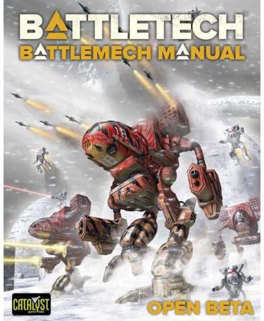 Battletech Battlemech Manual (VO) 2017
