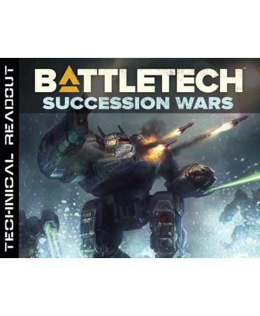 Battletech Succession Wars Technical Readout (VO)