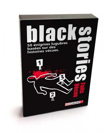 Black Stories Faits Vécus (VF-2017)