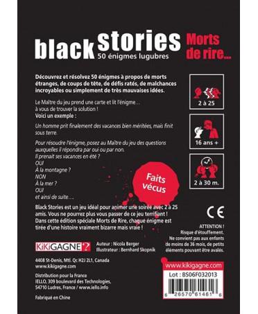 Black Stories Morts de rire (VF-2017)