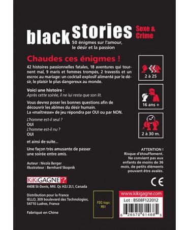 Black Stories Sexe & Crime (VF-2017)
