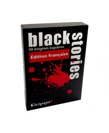 Black Stories volume 1