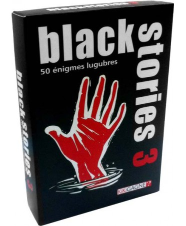 Black Stories volume 3