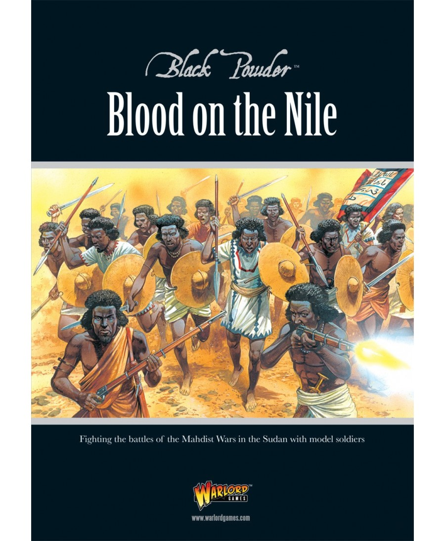 Black Powder : Blood on the Nile | Boutique Starplayer | Jeu de Figurines