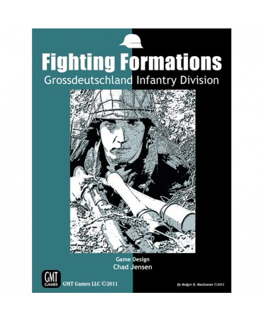 Fighting formations : Grossdeutschland infantry division - photo couverture