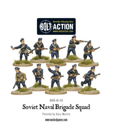 Bolt Action - Soviet Naval Brigade