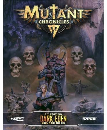 Mutant Chronicles : Dark Eden Sourcebook (VO)