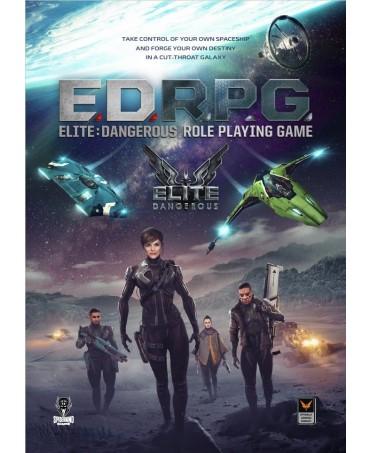 Elite Dangerous RPG : Core Rulebook (VO)