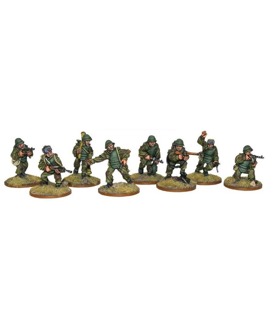 Bolt Action : Soviet Assault Engineer Squad | Boutique Starplayer | Jeu de Figurines