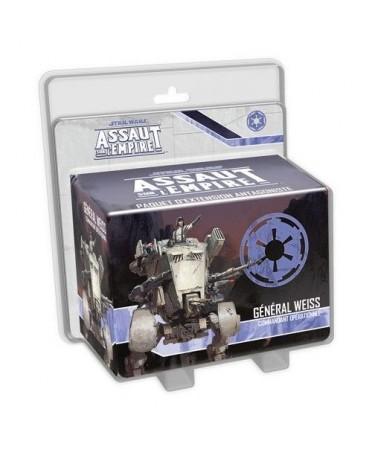 Star Wars Assaut sur l'Empire : Général Weiss | Boutique Starplayer