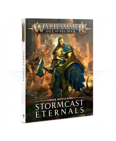 Warhammer Age of Sigmar : Stormcast Eternals - Battletome